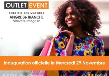 Outlet Event - Solderie de marques