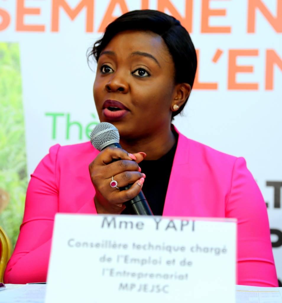 Mme Yapi