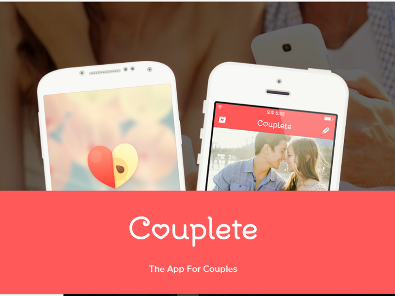 Couplete - Application pour couple