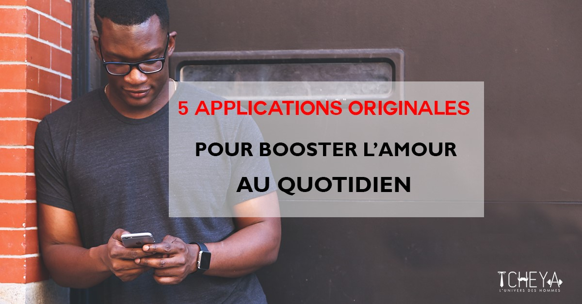 5 applications à utiliser en couple