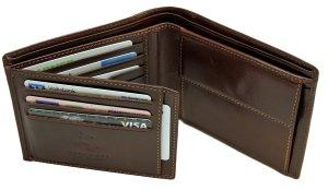 Idée cadeau pour la saint-valentin : le portefeuille