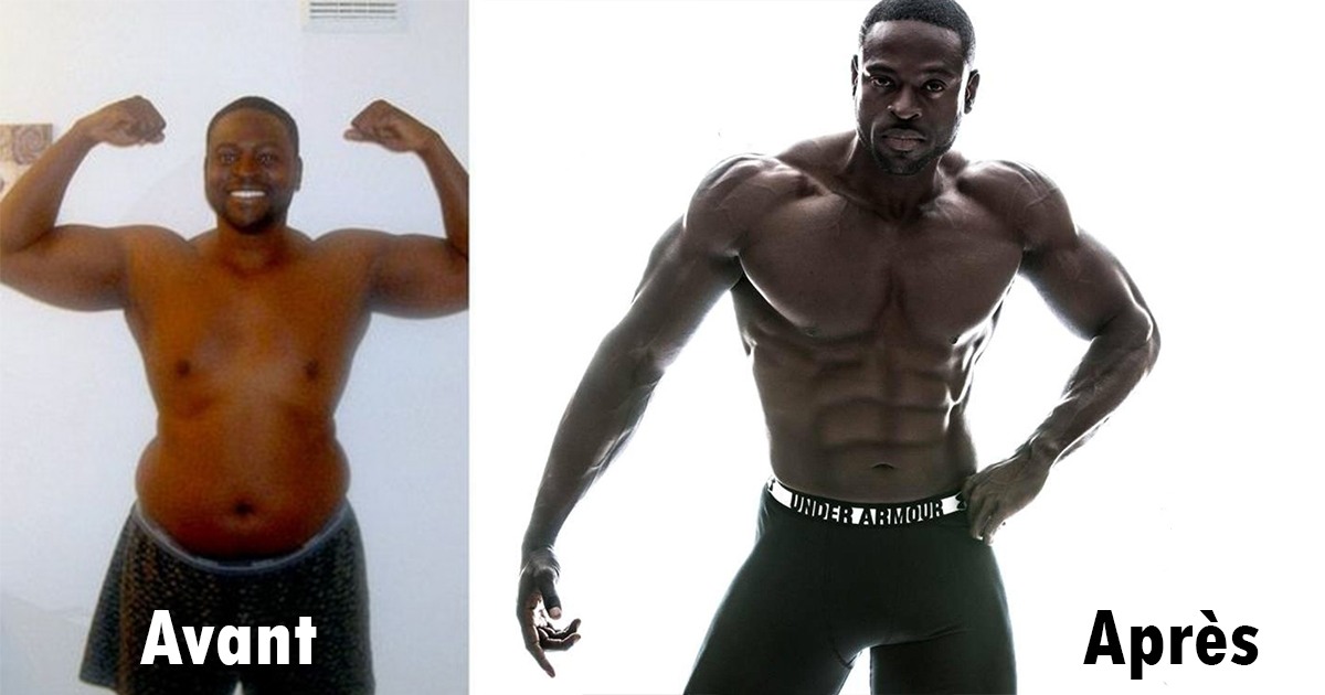 Transformations physiques qui vous motiveront à faire du sport