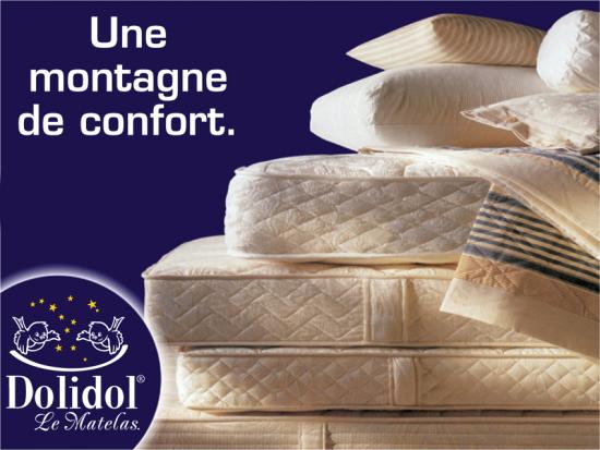 Affiche de publicité Dolidol