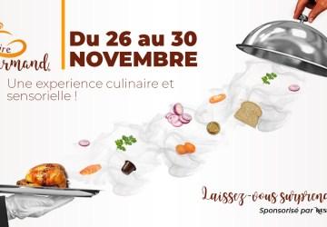 Affiche Itinéraire Gourmand 2018