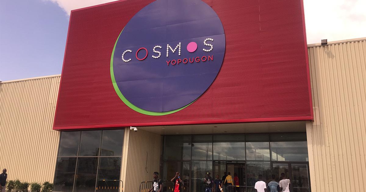 Devanture Cosmos Yopougon