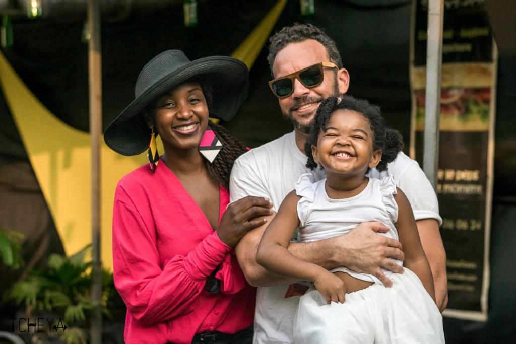 Bruce et sa famille