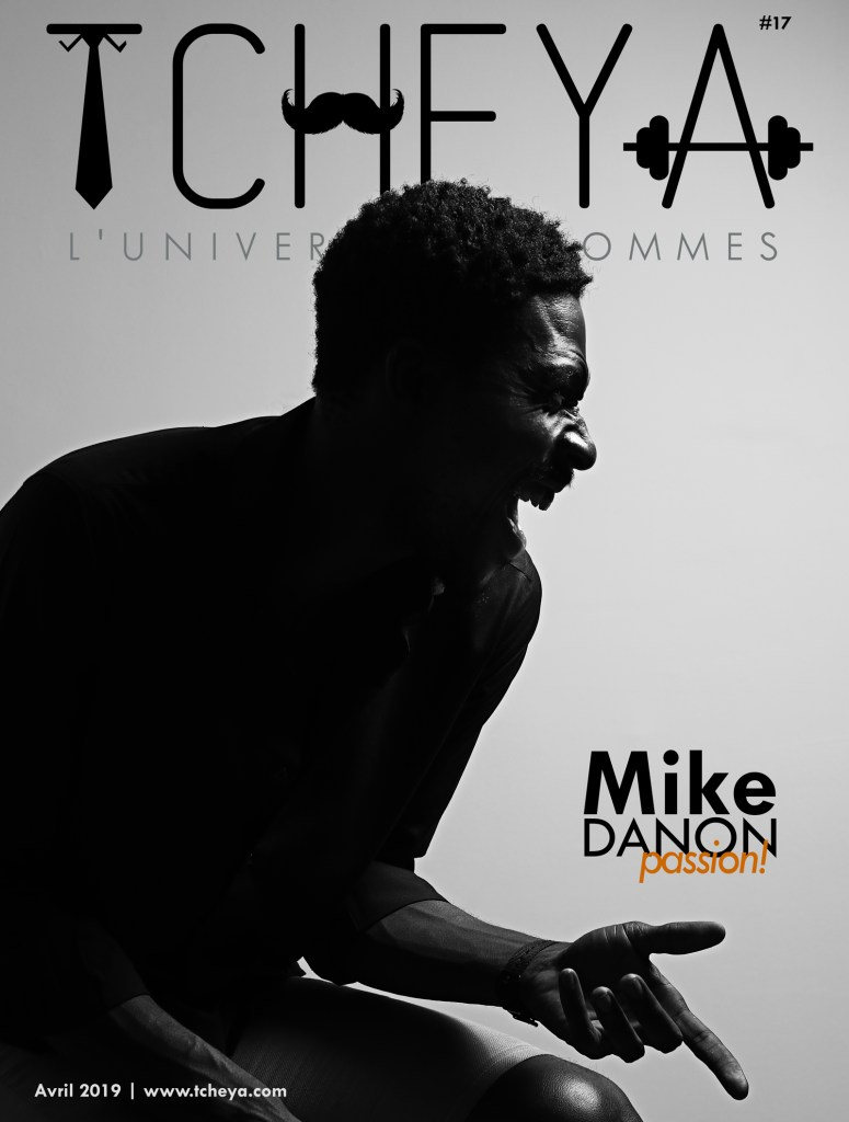 Mike Danon - Couverture Avril 2019 - TCHEYA