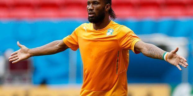 Légende vivante : Didier Drogba