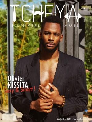 Olivier Kissita pour TCHEYA