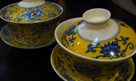 The Green Tea Ritual (Part 1 of 2)