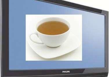 Dr. TV's influence on tea