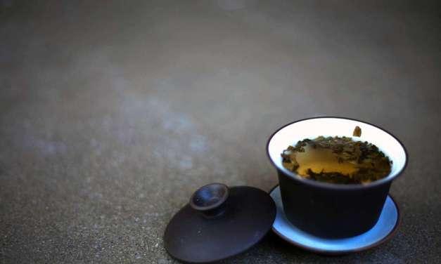 Tea as a productivity ritual