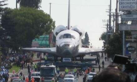 Tea on the Space Shuttle?