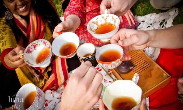 Tea as a remedy for apathy