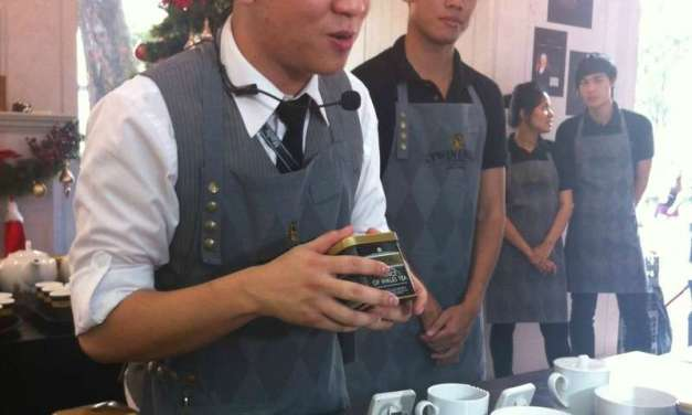 The life of a Twinings tea master