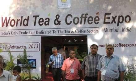 World Tea & Coffee Expo 2013 in Mumbai