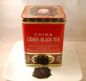Lichee-Black-Tea