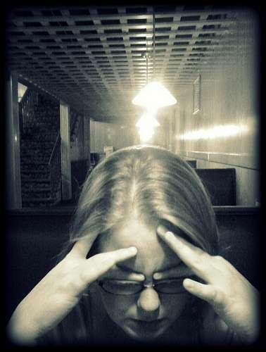Chronic stress?