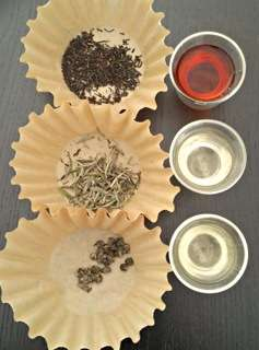 Tea cupping versus tea tasting