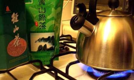 27 steps of Wuyi tea art