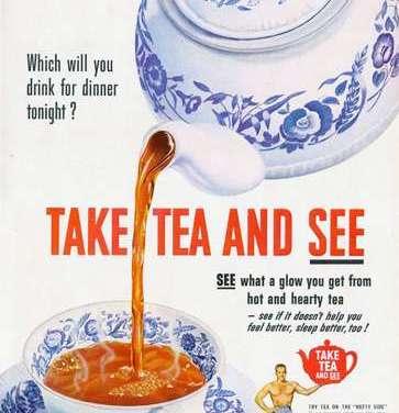 The alchemy of tea