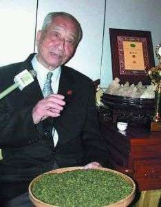 Pillar of tea research: Mr. Zhang Tianfu