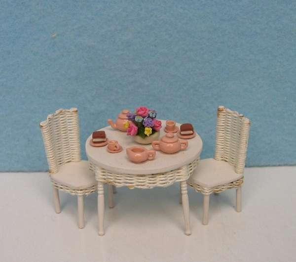 First tea set