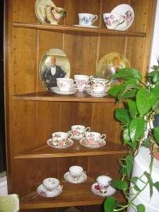 teacup hutch