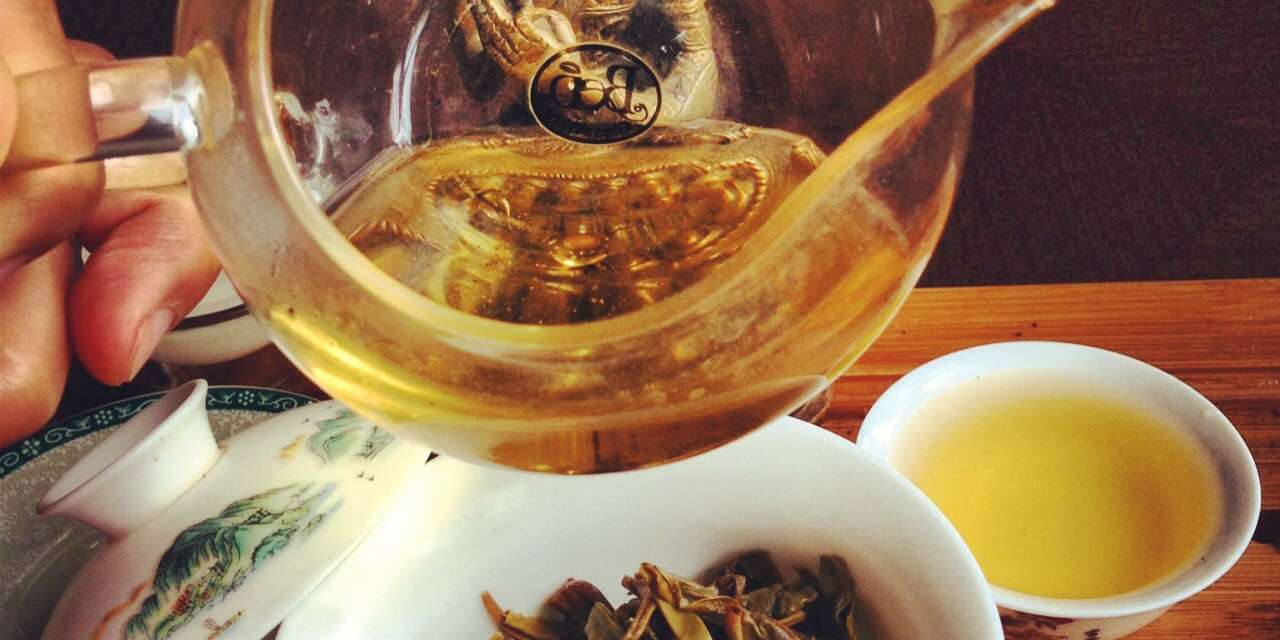 Mastery: why tea tastes different when they make it