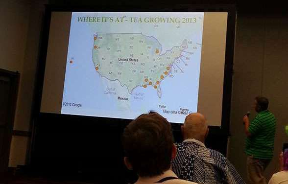 US League of tea growers membership drive