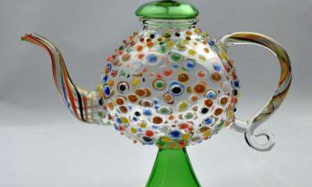 Artisan Glass Teaware from Rochester Glassworks – Part 1