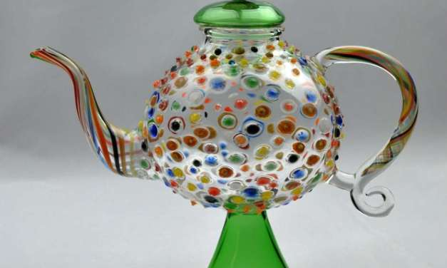 Artisan Glass Teaware from Rochester Glassworks – Part 2