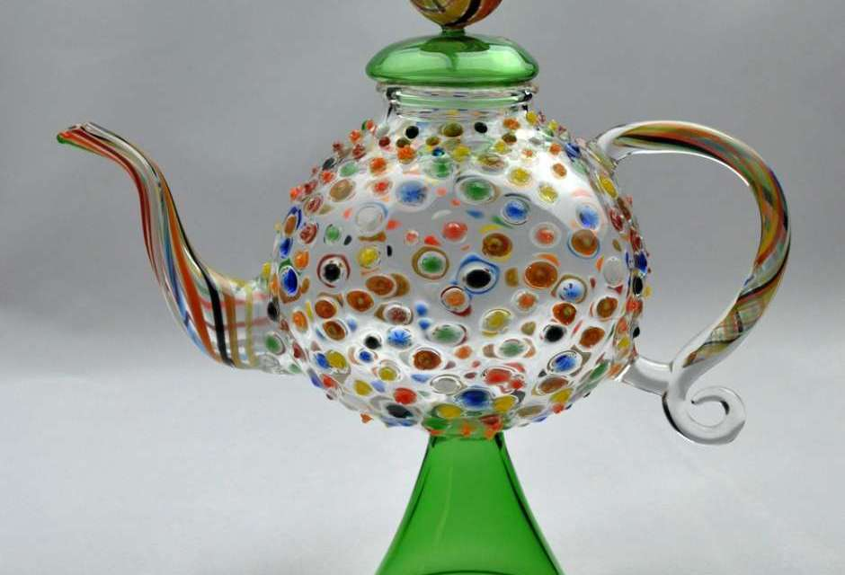 Artisan Glass Teaware from Rochester Glassworks – Part 2
