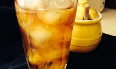 Cold Brewed Tea is Splendid!