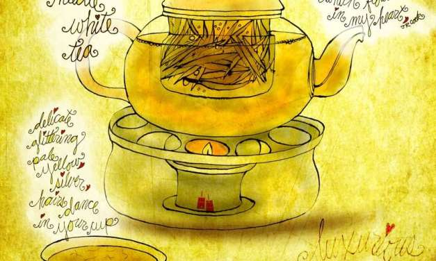 Illustrated Review: Organic Imperial Fuding Silver Needle White Tea