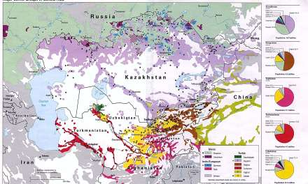 Tea in Kazakhstan, Part One