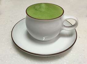 Tips for a Frothier Matcha Top!