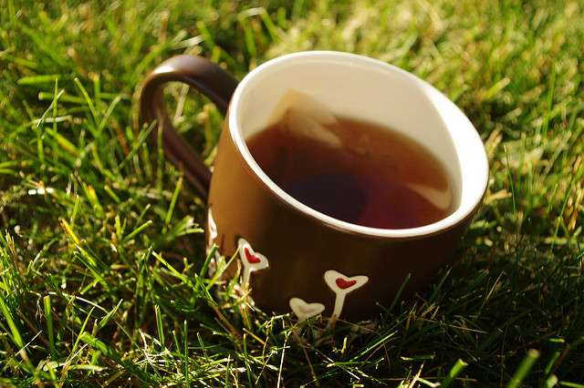 Tea Drinking Linked to Better Heart Health………Finally!