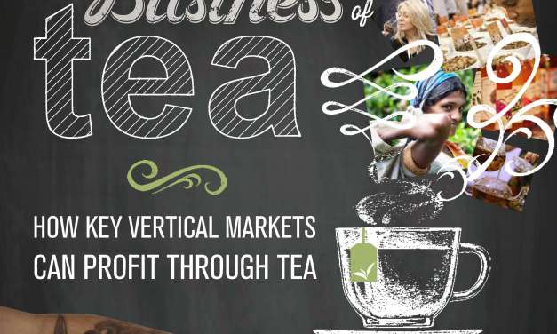 Whitepaper from World Tea Expo chock full of information