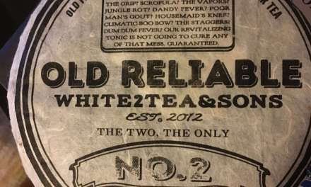 Review: 2015 White2Tea Old Reliable Ripe Puerh