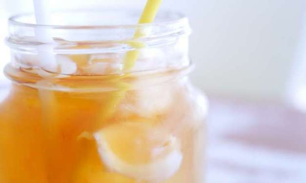 Giving Iced Tea a Whirl