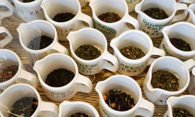Tea and Travel: 5 Alternative Spots for Tea in England