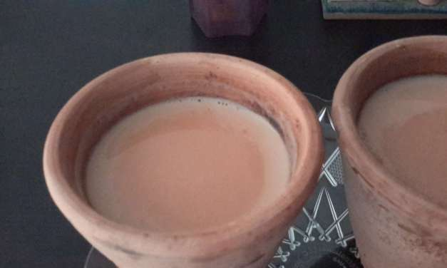 Packing a Punch in Earthen Cups