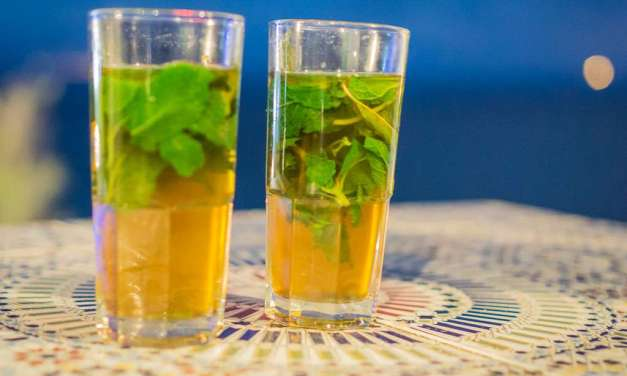 Tea and Travel: My First Experience with Mint Tea in Morocco