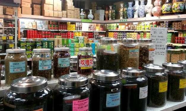 Tea Shopping in New York City
