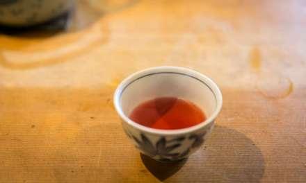 Refreshing Hibiscus Tea