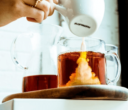 What is Milk Tea?
