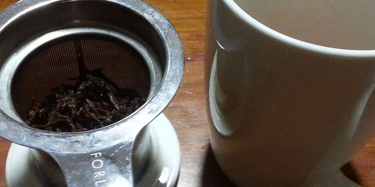 Tea gear; on brewing devices