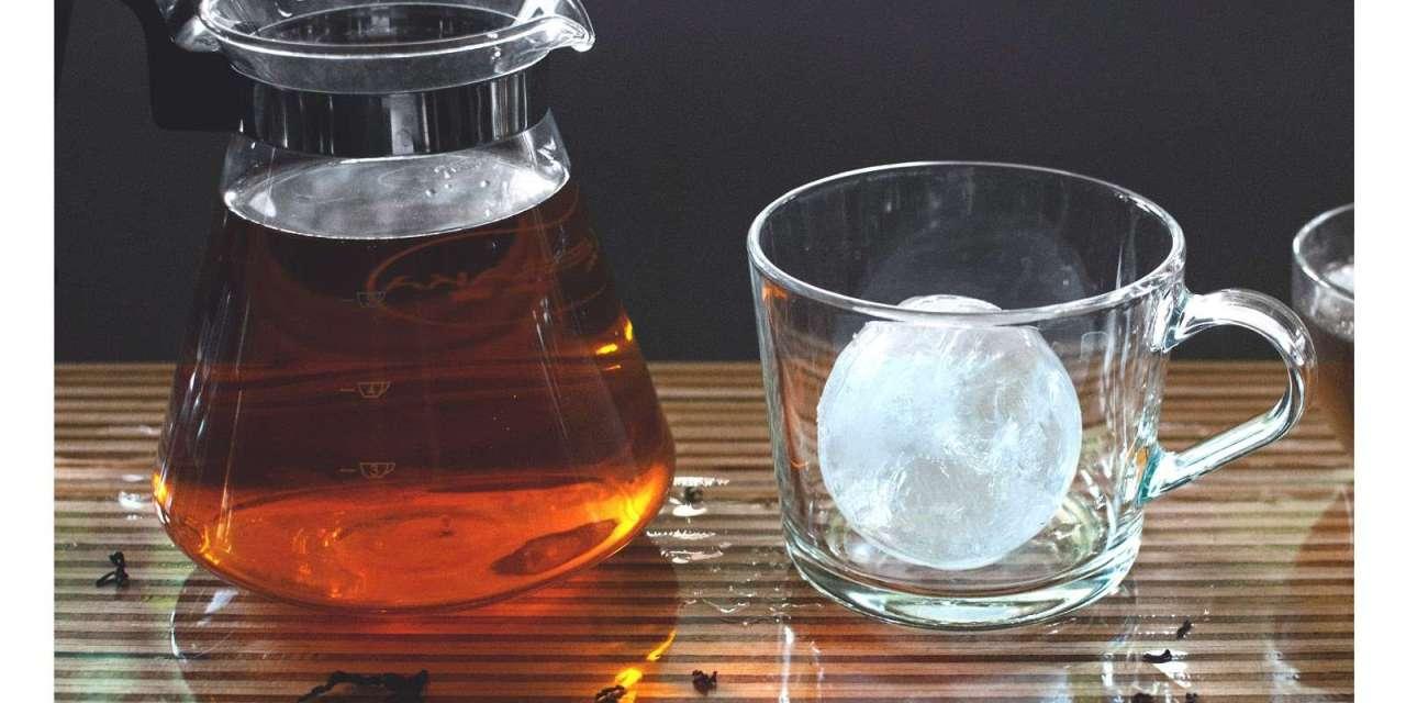 How to Make Iced Tea, Fast!