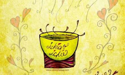 What My Tea Says to Me: Ichigo Ichie